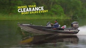 Bass Pro Shops Gear Up Sale TV Spot, 'Clearance Boats' - 54 commercial airings