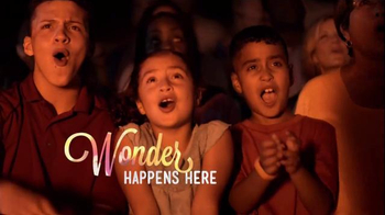 Disney Parks & Resorts TV Spot, 'Wonder Happens Here' - 1460 commercial airings