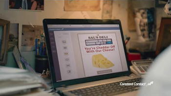 Constant Contact TV Spot, 'Meet Sal' - Thumbnail 5