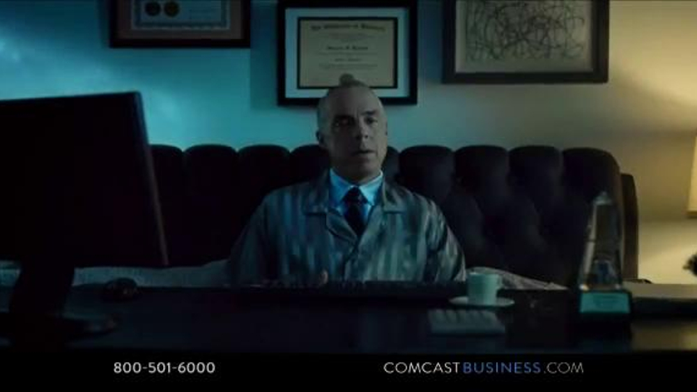 Comcast Business TV Commercial, 'Horrible Nightmare'