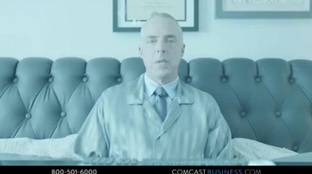Comcast Business TV Spot, 'Horrible Nightmare' - Thumbnail 1