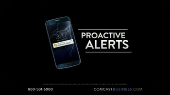 Comcast Business TV Spot, 'Horrible Nightmare' - Thumbnail 8