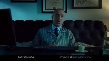 Comcast Business TV Spot, 'Horrible Nightmare' - Thumbnail 2