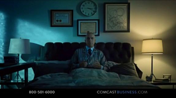 Comcast Business TV Spot, 'Horrible Nightmare' - Thumbnail 6