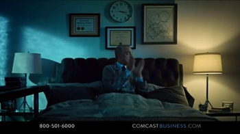 Comcast Business TV Spot, 'Horrible Nightmare' - Thumbnail 7