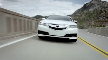 2015 Acura TLX TV Spot, 'Jealous' Song by Drootrax & Rena - Thumbnail 3