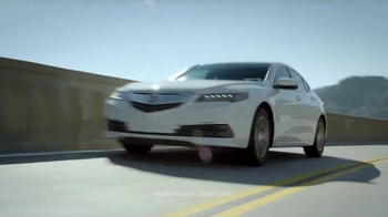 2015 Acura TLX TV Spot, 'Jealous' Song by Drootrax & Rena - Thumbnail 5