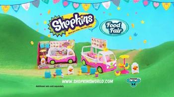 Shopkins Food Fair TV Spot, 'Scoops Ice Cream Truck' - Thumbnail 10