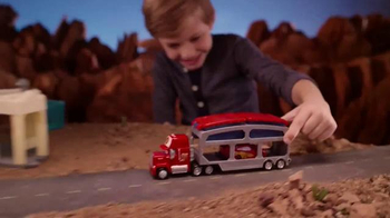 Disney Pixar Cars Ramone's Color Change Playset TV Spot, 'Spin and Spray' - Thumbnail 7