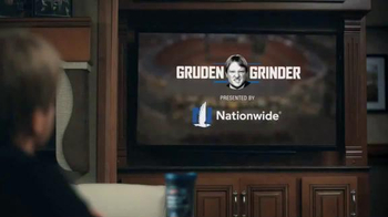 Nationwide Insurance TV Spot, 'NFL Monday Night Football: Gruden Nation' - Thumbnail 5