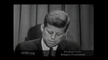 Freedom from Religion Foundation TV Spot, 'John F. Kennedy' - Thumbnail 4