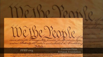 Freedom from Religion Foundation TV Spot, 'John F. Kennedy' - Thumbnail 6