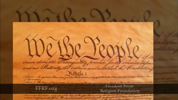 Freedom from Religion Foundation TV Spot, 'John F. Kennedy' - Thumbnail 7