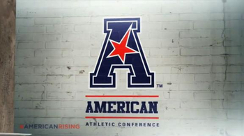 The American Athletic Conference TV Spot, 'We Are More' - Thumbnail 1