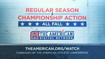 The American Athletic Conference TV Spot, 'We Are More' - Thumbnail 6