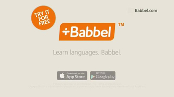 Babbel TV Spot, 'Learn at Your Own Pace' - Thumbnail 9
