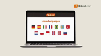 Babbel TV Spot, 'Learn at Your Own Pace' - Thumbnail 2