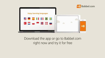 Babbel TV Spot, 'Learn at Your Own Pace' - Thumbnail 8