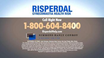 Simmons Hanly Conroy TV Spot, 'Risperdal' - Thumbnail 6