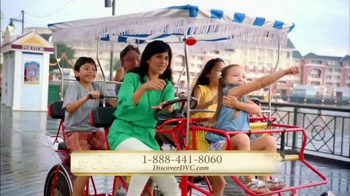 Disney Vacation Club TV Spot, 'Explore the World' - Thumbnail 4