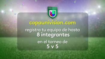2015 Copa Univision TV Spot, 'El Más Grande y Único Torneo' [Spanish] - Thumbnail 5