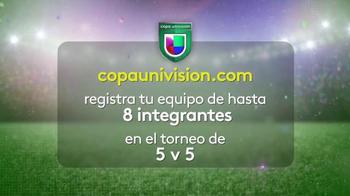 2015 Copa Univision TV Spot, 'El Más Grande y Único Torneo' [Spanish] - Thumbnail 6