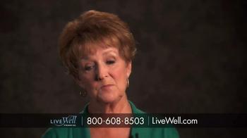 Live Well Financial TV Spot, 'Katharine's Testimonial' - Thumbnail 9