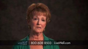 Live Well Financial TV Spot, 'Katharine's Testimonial'