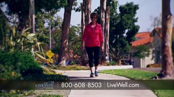Live Well Financial TV Spot, 'Katharine's Testimonial' - Thumbnail 7