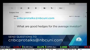 CNBC.com TV Spot, 'Pro Talks'