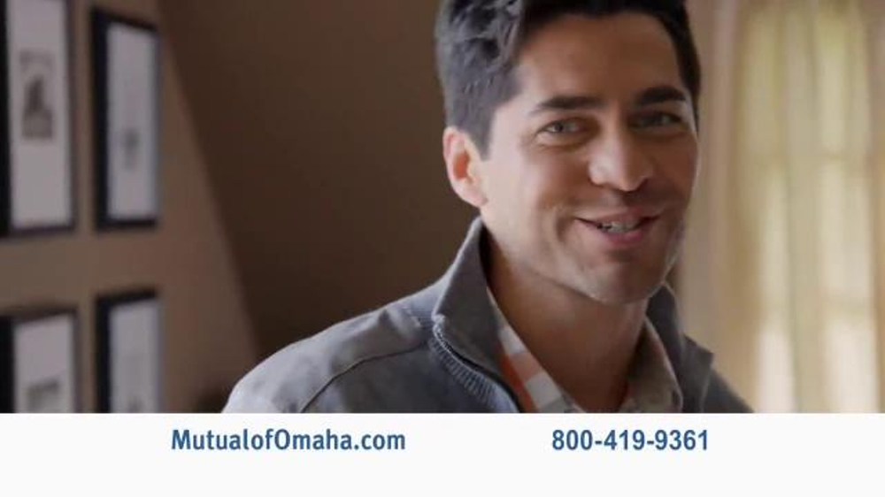 Mutual of Omaha Life Insurance TV Commercial, 'Irreplaceable Spouses'