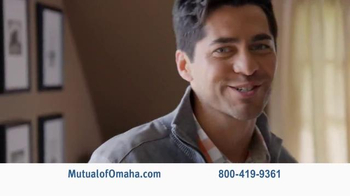Mutual of Omaha Life Insurance TV Spot, 'Irreplaceable Spouses' - 1891 commercial airings