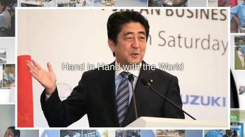 Japan National Tourism Organization TV Spot, 'Clean Water Powder' - Thumbnail 10