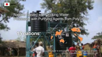 Japan National Tourism Organization TV Spot, 'Clean Water Powder' - Thumbnail 5