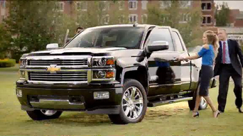 Chevrolet Silverado TV Spot, 'Who's Driving: ESPN College GameDay Week 4' - Thumbnail 6