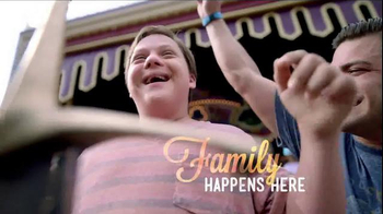 Disney Parks & Resorts TV Spot, 'Family Happens Here' - Thumbnail 2