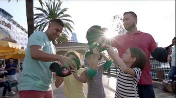 Disney Parks & Resorts TV Spot, 'Family Happens Here' - Thumbnail 3
