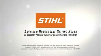 STIHL TV Spot, 'Stihl Power' - Thumbnail 8