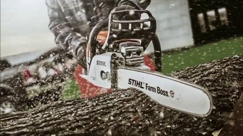STIHL TV Spot, 'Stihl Power' - Thumbnail 2