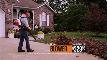 STIHL TV Spot, 'Stihl Power' - Thumbnail 7