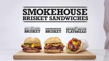 Arby's Smokehouse Brisket Sandwiches TV Spot, '13 Hot Dog Hours' - Thumbnail 6