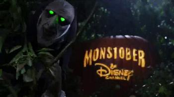 Disney Channel TV Spot, 'Monstober Mysterious Mask Sweepstakes' - Thumbnail 3