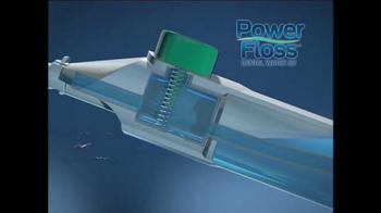 Dr. Hart's Power Floss TV Spot, 'Air-Infusion Technology' - Thumbnail 5