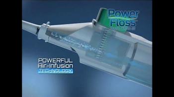 Dr. Hart's Power Floss TV Spot, 'Air-Infusion Technology' - Thumbnail 6