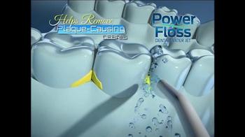Dr. Hart's Power Floss TV Spot, 'Air-Infusion Technology' - Thumbnail 7