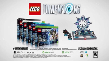 LEGO Dimensions TV Spot, 'Nickelodeon' - Thumbnail 7