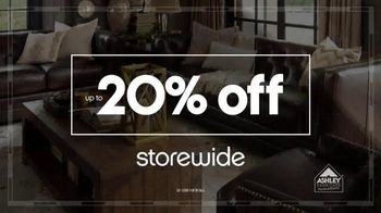 Ashley Furniture Homestore Columbus Day Sale TV Spot, 'Sail Into Savings' - 7 commercial airings