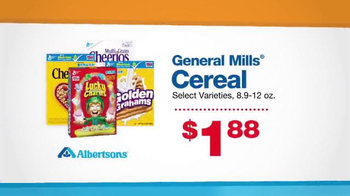 Albertsons Stock Up Sale TV Spot, 'Spread the Word' - Thumbnail 5