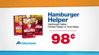 Albertsons Stock Up Sale TV Spot, 'Spread the Word' - Thumbnail 6