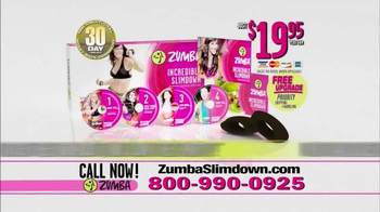 Zumba Incredible Slimdown TV Spot, 'Party Off the Pounds' - Thumbnail 7